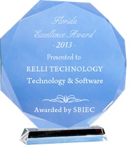 Relli Technology receives 2013 Florida Excellence Award
