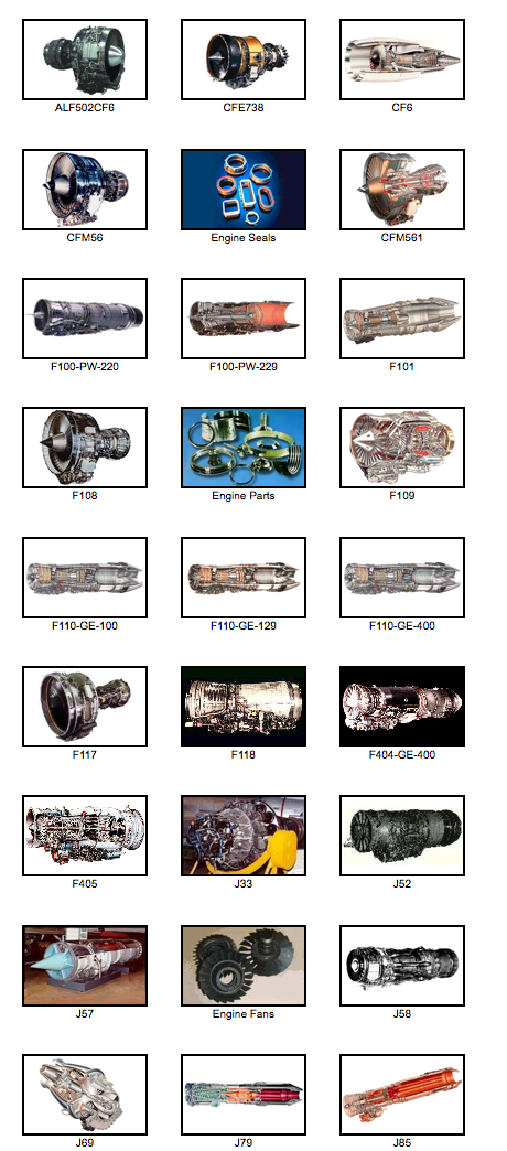 aircraft engines